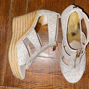 Michael Kors Wedge Sandal